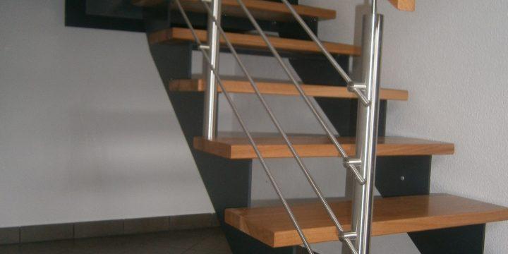 Stahltreppen 3